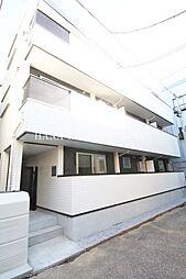 東京都足立区梅島2の賃貸アパートの外観