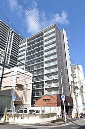 エス・キュート梅田東[0605号室]の外観