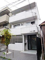 愛知県名古屋市千種区本山町4丁目の賃貸マンションの外観