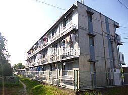 学生マンション ユノキA[3階]の外観