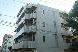 神奈川県横浜市港北区菊名6丁目の賃貸マンションの外観