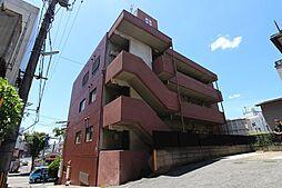 福岡県北九州市小倉北区日明3丁目の賃貸マンションの外観