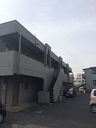 畑田ハイツ[203号室]の外観