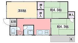 [一戸建] 福岡県糸島市高田5丁目 の賃貸【/】の間取り