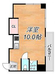 グレイスマンション2番館[3階]の間取り