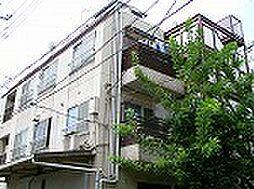 コーポ遠藤[3階]の外観