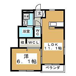 泉中央駅 5.2万円