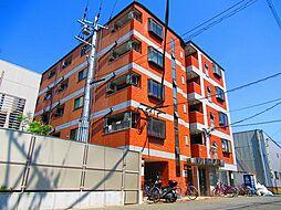 セラ北加賀屋A棟[3階]の外観