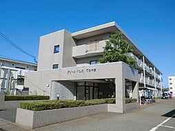 新潟県新潟市東区寺山1丁目の賃貸マンションの外観