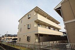 愛知県名古屋市中川区戸田5丁目の賃貸マンションの外観
