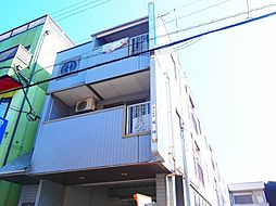 アドヴァン住之江[3階]の外観