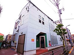 東京都東大和市南街4丁目の賃貸アパートの外観