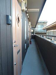 リッチハウス[102号室]の外観