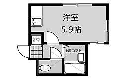 Y&Y相生[1階]の間取り