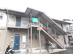 ラッキーヒルズ[2階]の外観