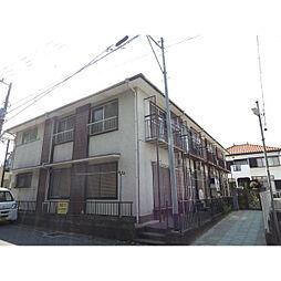 コーポ稲垣[2-A号室]の外観