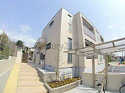 兵庫県宝塚市平井3丁目の賃貸マンションの外観