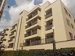 千葉県柏市柏2の賃貸マンションの外観
