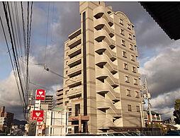 広島県広島市安佐南区西原4丁目の賃貸マンションの外観