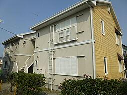 メゾンKUNIHARA C[201号室]の外観