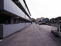 兵庫県姫路市白浜町寺家2丁目の賃貸マンションの外観