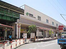西荻窪駅 便利な商店街と閑静な住宅街が隣接