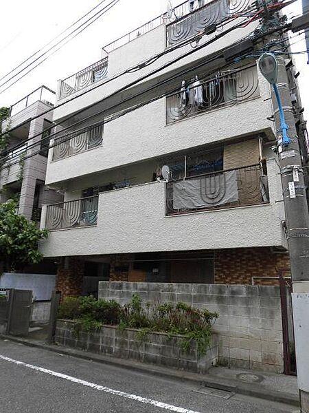 東京都新宿区北新宿4丁目の賃貸マンション