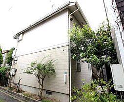 大阪府堺市堺区旭ヶ丘中町1丁の賃貸アパートの外観