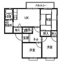 和泉鳥取駅 4.4万円