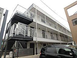 マリアージュ 久喜駅まで徒歩6分・新築1Kです[1階]の外観