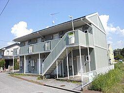 滋賀県彦根市八坂町の賃貸アパートの外観