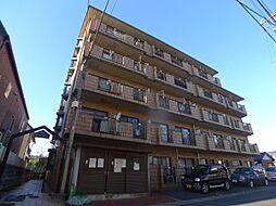 第2東マンション[4階]の外観