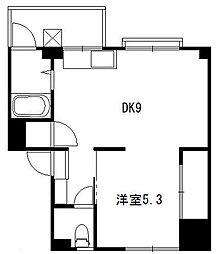 辻堂製作所アパート[2階]の間取り