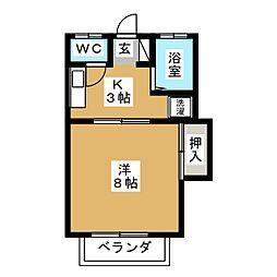 上松ハウス B棟