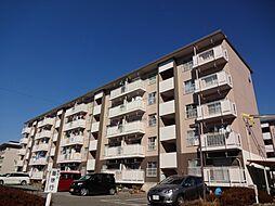 兵庫県神戸市北区有野台2丁目の賃貸マンションの外観