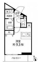 プレール・ドゥーク成増[2階]の間取り