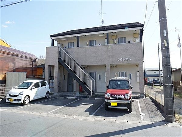 フロレセル 1階の賃貸【静岡県 / 浜松市中区】