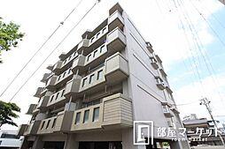 愛知県豊田市大林町17丁目の賃貸マンションの外観