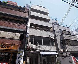 京都府京都市中京区西大文字町の賃貸マンションの外観