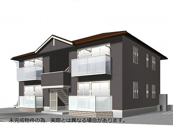 D-roomモンテ 2階の賃貸【山口県 / 山陽小野田市】