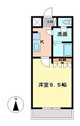 グレートピレニーズII[2階]の間取り