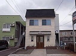 大建アパート[202号室]の外観
