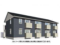(仮)D-room西本町 B棟[105号室]の外観