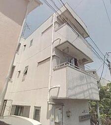 東京都北区上中里1丁目の賃貸マンションの外観