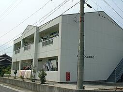 レジデンス道伯 C棟[1階]の外観