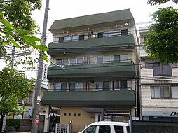 兵庫県伊丹市野間8丁目の賃貸マンションの外観