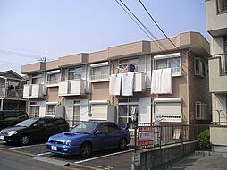 コーポ篠田[2階]の外観