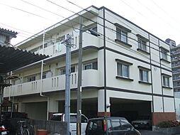 兵庫県姫路市飾磨区今在家4丁目の賃貸マンションの外観