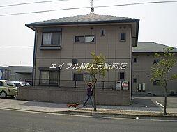 バリュージュG B棟[2階]の外観