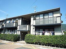 福岡県北九州市小倉南区横代北町2丁目の賃貸アパートの外観